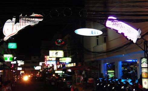 soi lk metro pattaya bars hotels agogos guesthouses